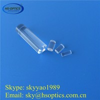 Clear quartz glass rod at competitive price