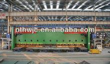 Máquina perfiladora de chapas para construcción naval de serie W11C