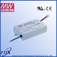 MEAN WELL 25W 350mA 25-70V Constant Current led driver APC-25-350