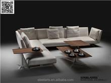 Steel-arts new top sale sofa design