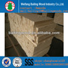 good quality poplar lvl board for furniture