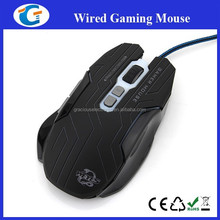 2015 New best selling Wired USB mouse gamer Gaming Mouse