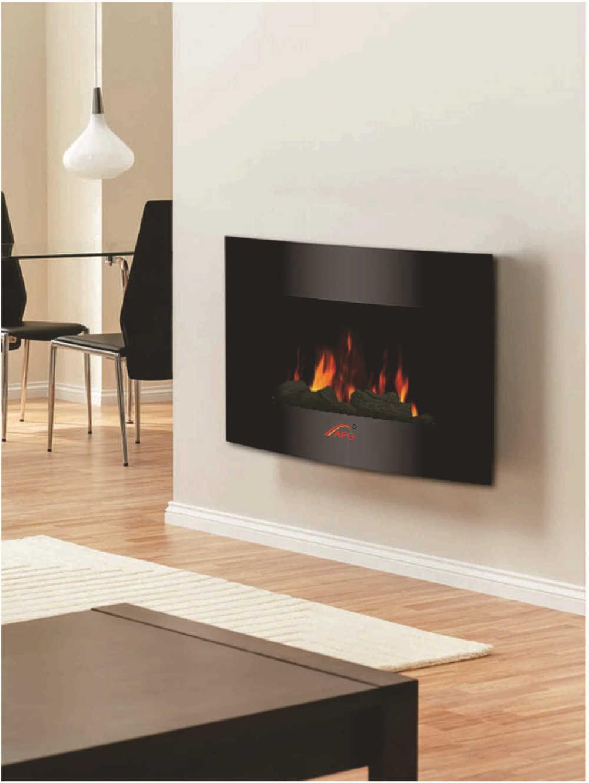 mur mont led lectrique chemin e d cor flamme chemin e lectrique chemin e lectrique id de. Black Bedroom Furniture Sets. Home Design Ideas