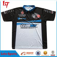 Customized kawasaki auto car racing wear shirt motorcycle clothing