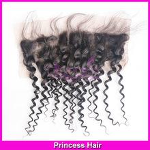 Alibaba Express China Made Fashion Human Hair Vrgin Malaysian Remy Hair Deep Wave Top Closure And Lace Frontal With Baby Hair