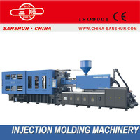 Competitive Price SHE800 Plastic Injection Molding Machine with Horizontal Style
