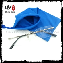 Professional microfiber bags sunglasses,sunglass bagcircle tagsunglass tag,custom printed drawstring pouch