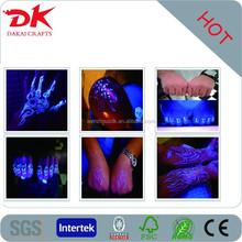 night flash neon temporary tattoo stickers 3d glow in dark tattoo