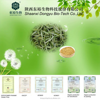Organic Green Tea Extract 30% polyphenol for dietary supplements
