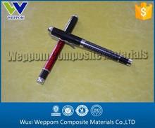 Exquisite Carbon Fiber Metal Pen In Gift Box