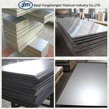 titanium plate for hho generator