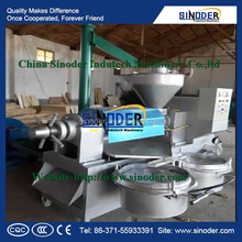 Supply soya sunflower oil extraction and refining plant cooking sacha inchi oil production line Machinery-Sinoder Brand