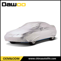 Non-woven with pp cotton car cover fabric