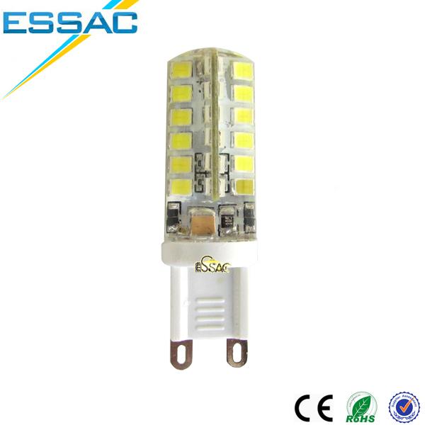 3w estilo mini led luz 85 265v g9 l mpara hal gena tomaled - Bombilla halogena g9 ...