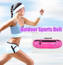 MOQ:500PCS!!!Hot Sale! !Outdoor Sports Running Pocket Belt Bag~Traveling Mobile Phone wallet mobile phone waist bag
