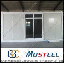 Economical Hot Sale Container House Shanghai