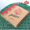 wholesale kraft paper pizza box,wrapping pizza box