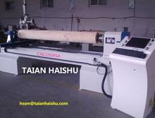 Madera de la máquina CNC2504SA bate de béisbol torno y multi-uso máquina de la carpintería