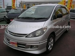 Used TOYOTA Estima car