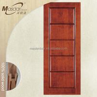 Modern handmade carving wooden entry door design in Pakistan