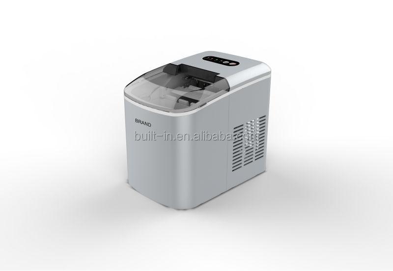 New Design Pellet Ice Maker Bullet Ice Maker Portable Ice