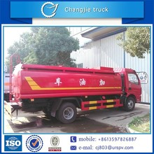 factory sale high quality dongfeng 8000 liters fuel tank truck