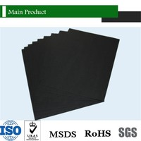 Turkey/India/Pakistan Printing Black Paper Popular 180 gsm Full Black Colour Paper