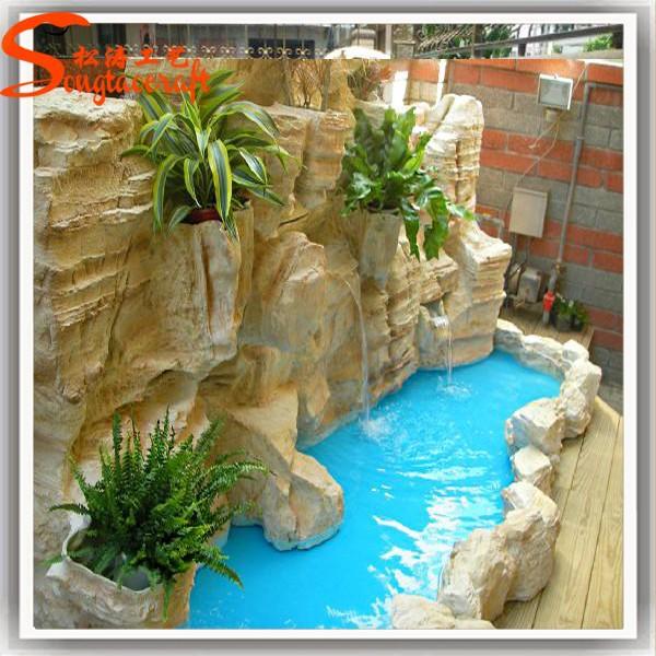 Factory Design Resin Garden Water Fountains Fiberglass