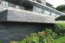 High quality natural slate wall tile