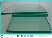 3.2mm /4mm Tempered Ultra Clear /Low Iron Solar Glass