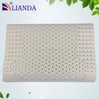 2015 new product factory direct sell well sleep latex pillow CE certificate