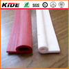 silicone p seal extruded rubber products in china