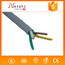 Cable manufacture copper electrical wire for house and building /house wiring electrical cable