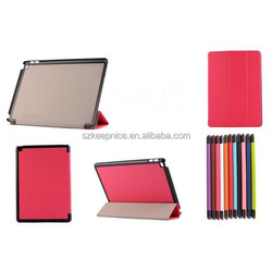 Super Slim Dual Protective Smart Cover Case for Ipad 6,for Ipad Air 2 Case