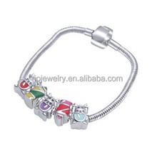Animal america bracelet With Beads