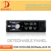 one/1din dvd with USB,SD,MP3,FM,copetitive price