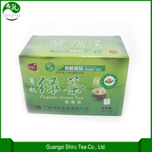Famous Organic green tea teabag
