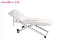 facial treament massage bed white facial massage table HZ-3329D