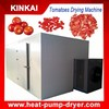 Hot air circulating Dried Fruit Machines/Commercial industrial tray dryer