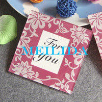 Wholesale wedding glass coasters with photo inserts