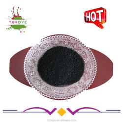 Soluble Solubilised Sulphur Black For Leather