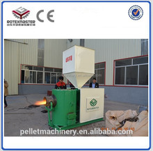 china wood pellet stove burner supply heat for bioler