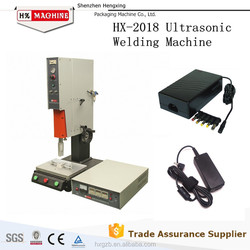 High Efficiency Safe and Stable 20KHz 1800W Ultrasonic Welding Machine