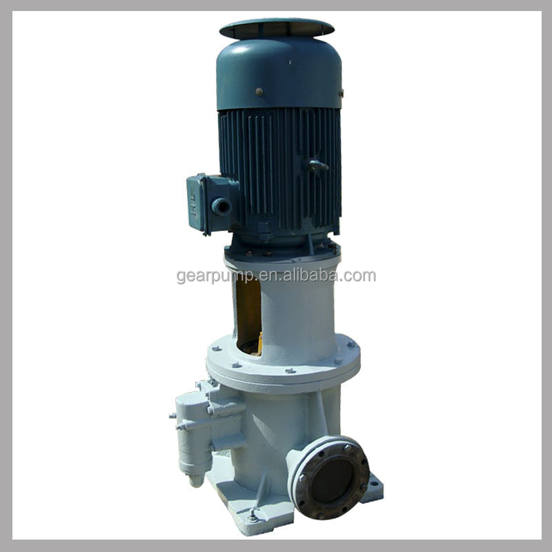 3gcls Three Screw Vertical Marine Pump With Electric Motor