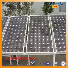 Jiangyin high quality aluminum profiles for solar frame panels