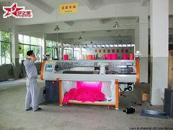 Jacquard Intarsia machine for knitting sweater