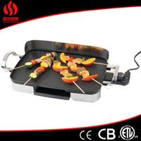 Double sided grill/electric infrared grill/the big green egg grill
