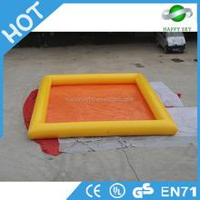 Alta calidad! juegos de piscina inflable piscina, calentar inflable piscina, rectangular piscina inflable piscina