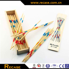 Wooden Pick Up Sticks Bamboo/Wooden Puzzle Game, Different Packing
