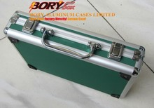 2015 Aluminum portable new style tool case/box with cutting foam